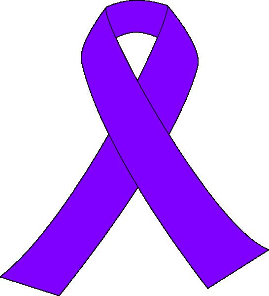 Breast cancer clip art. Boobs clipart purple awareness ribbon