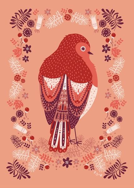 best breast art. Boobs clipart robin red