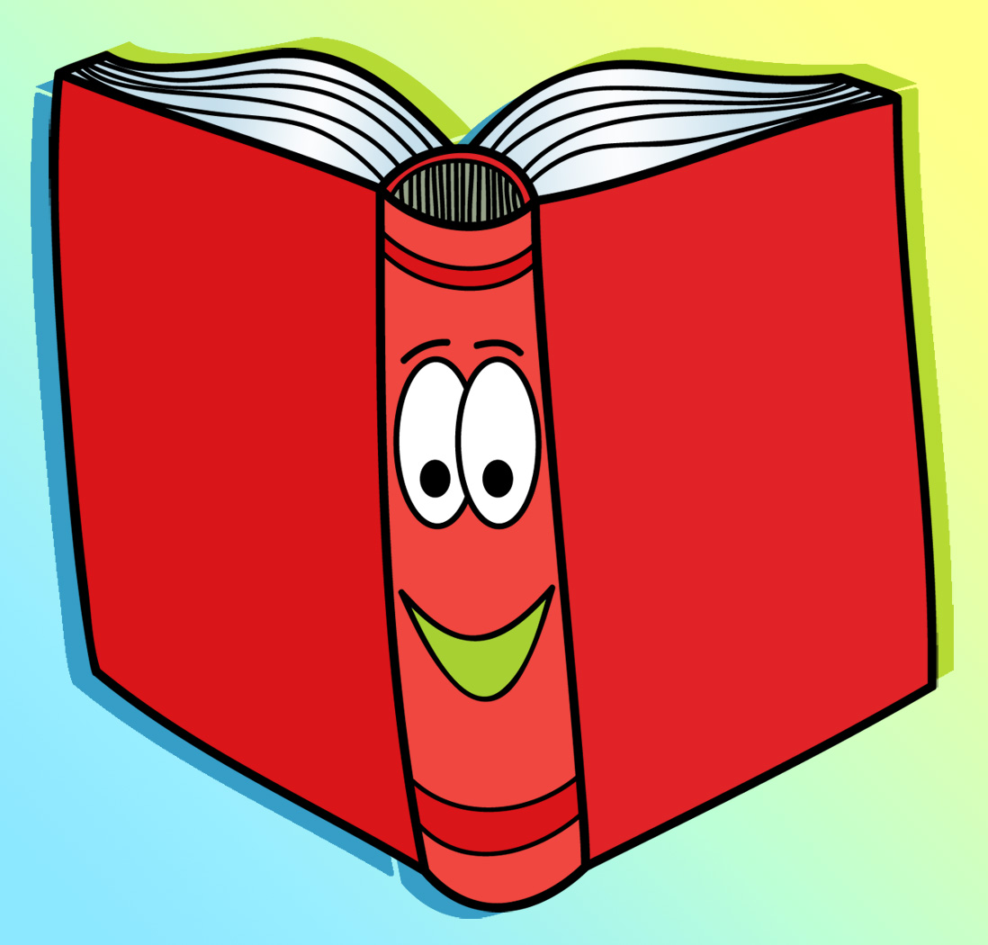 Textbook clipart animated. Free book cliparts download