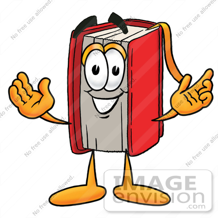 Popular characters . Book clipart animated