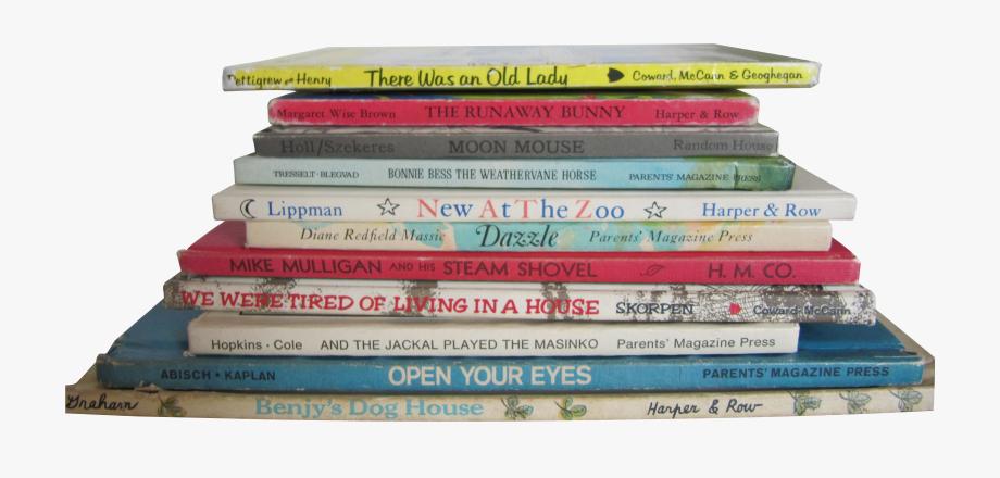 S children books set. Book clipart children's book