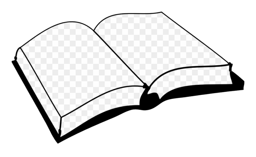 Book clipart clear background. Picture of open buy