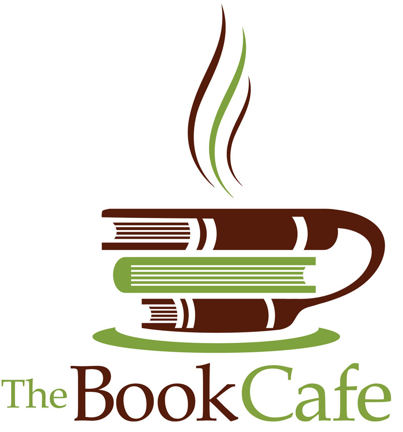 The cafe . Book clipart coffee