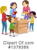 Royalty free rf illustrations. Book clipart drive