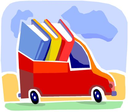 Books for keeps month. Book clipart drive