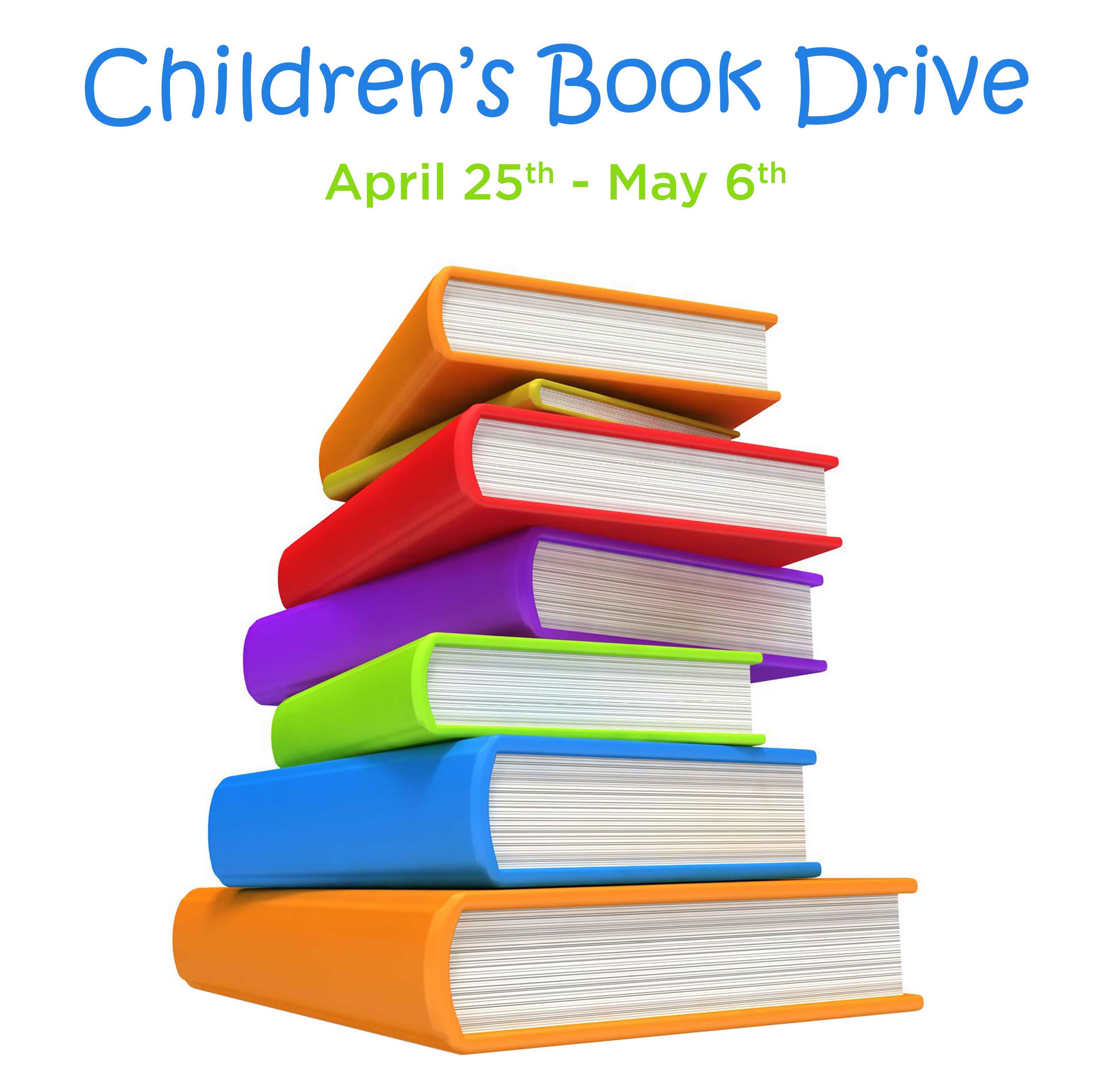 Book clipart drive. Children s holman community