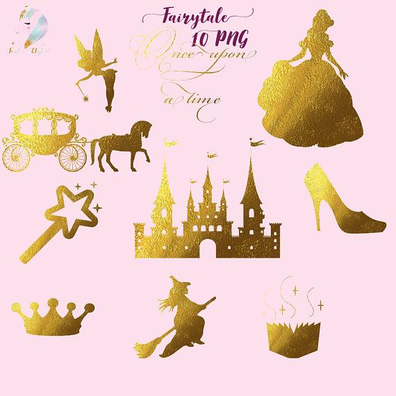 Fairytale clip art fairy. Carriage clipart gold carriage