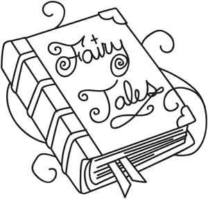 best images on. Books clipart fairytale