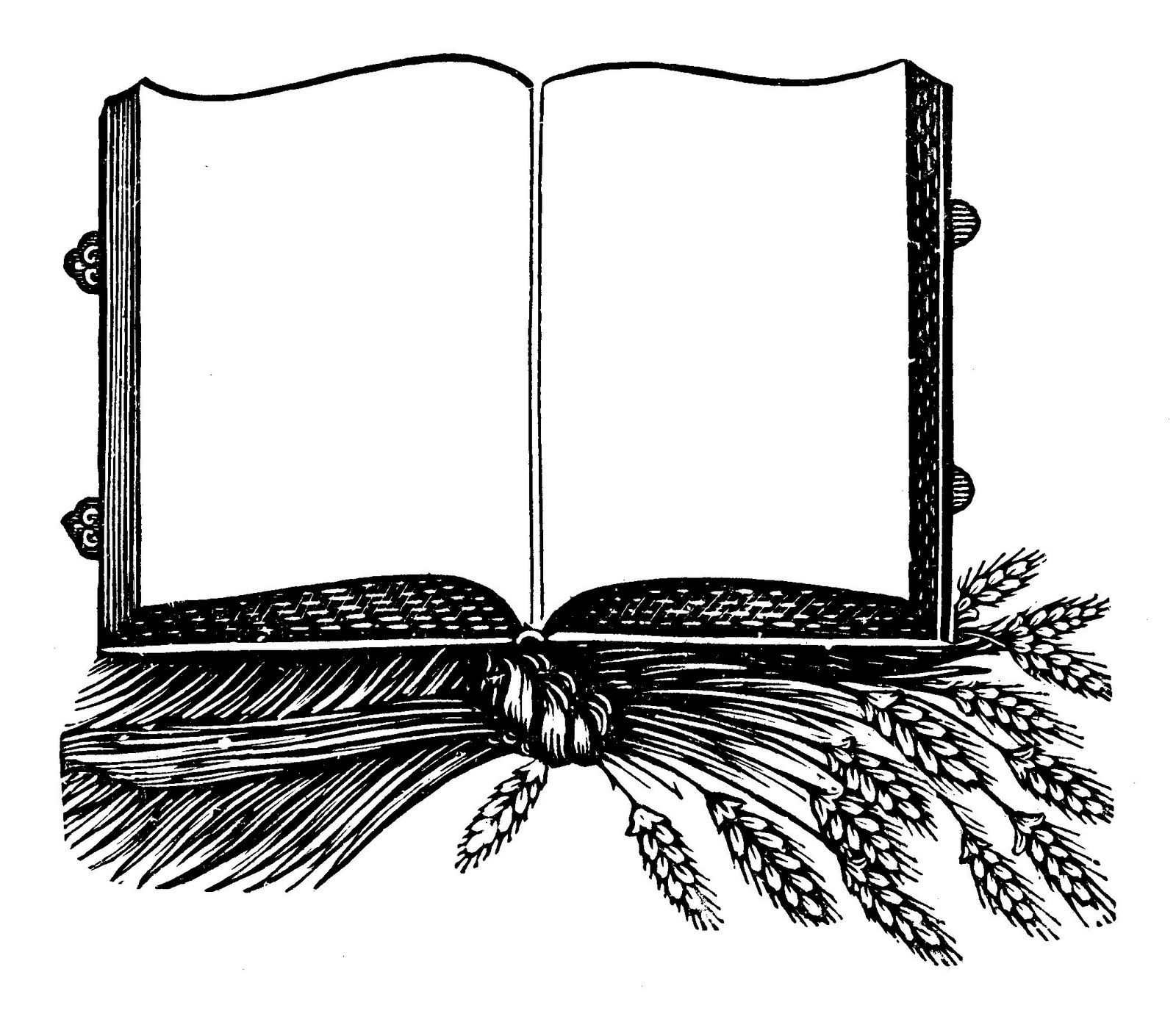 Books clipart frame. Book frames and pinterest