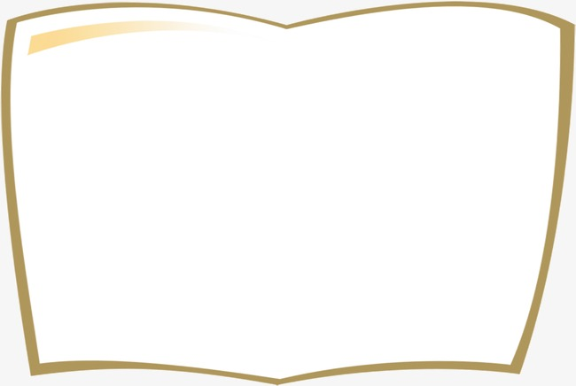 Book clipart frame. Png image and for
