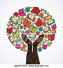 Knowledge clipart book. Google tree
