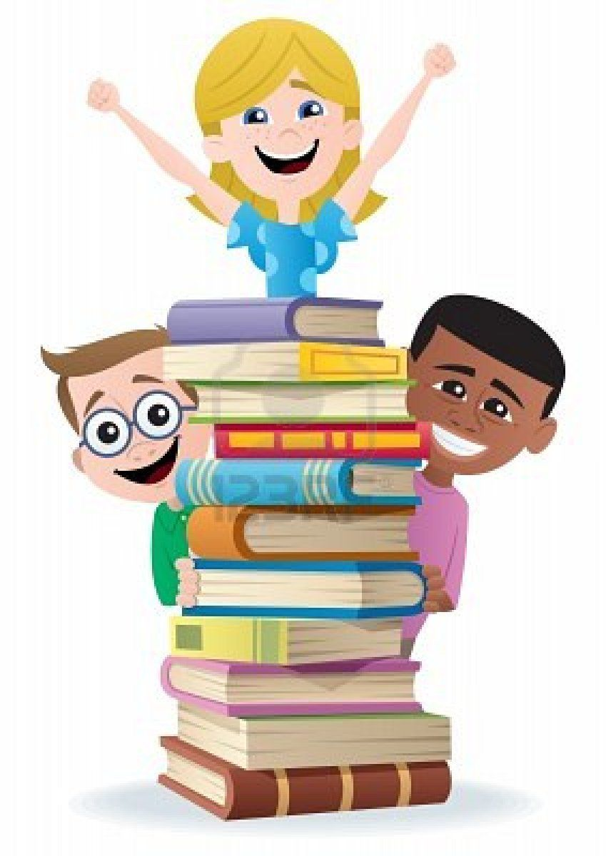 Is power my education. Books clipart knowledge