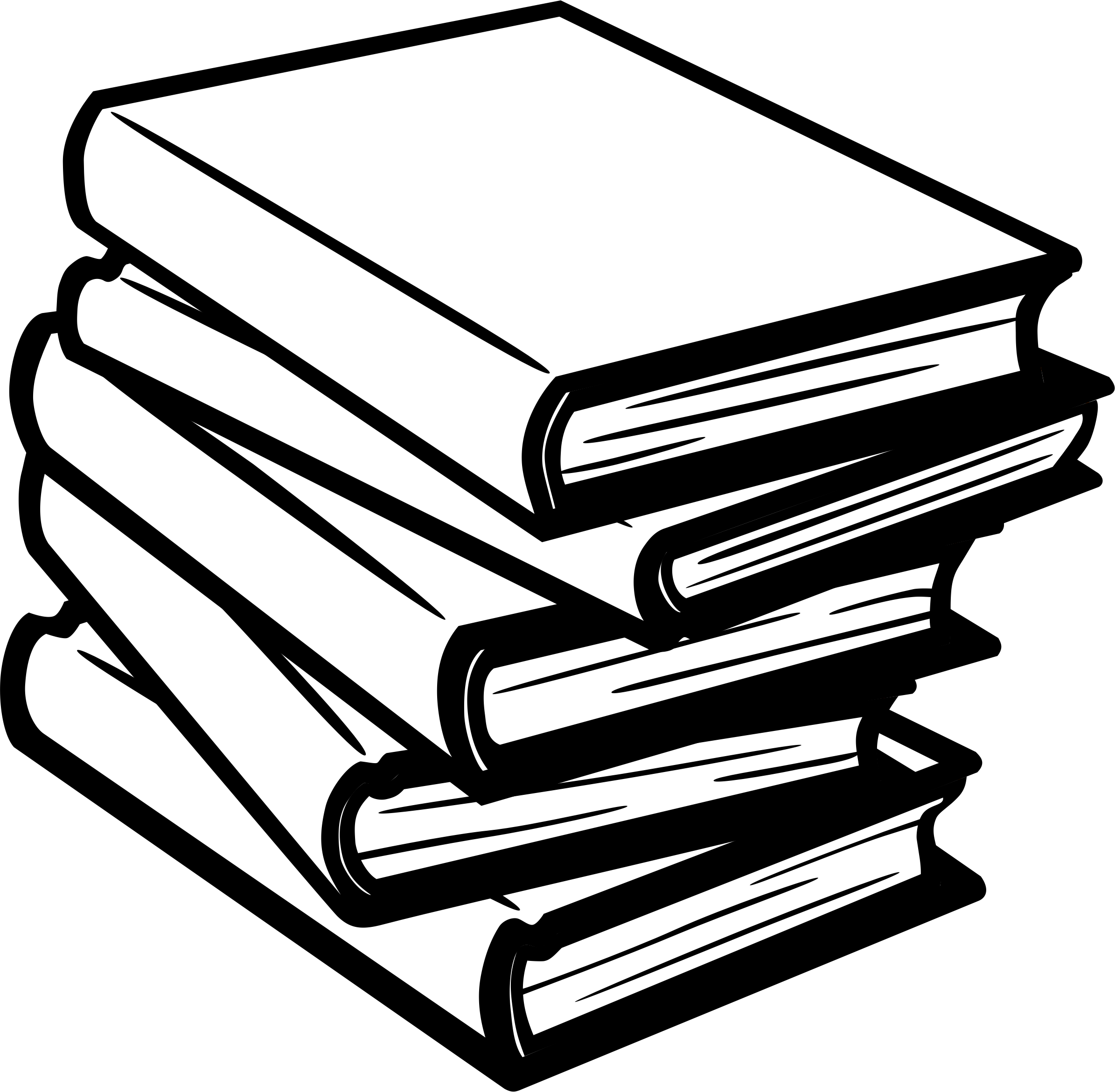 Books clipart black and white.  to read shop