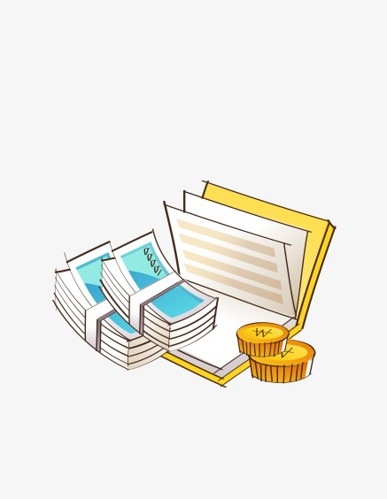 Book clipart money. Property bank gold png