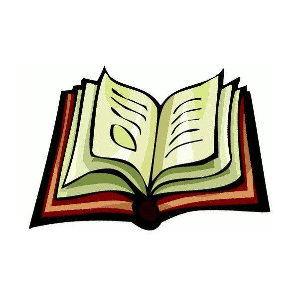 Book clipart open book. Free public domain clip