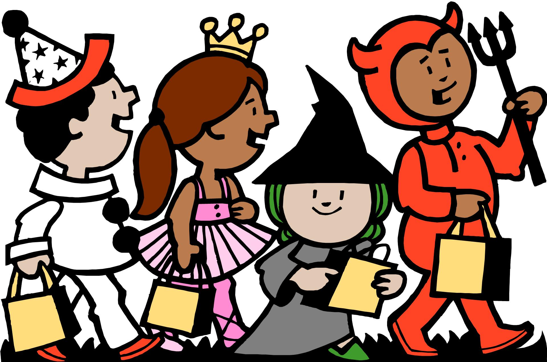 Clipart halloween school.  collection of parade