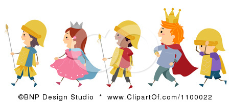 Parade clipart. Character