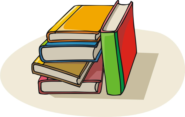 books to start. Book clipart self