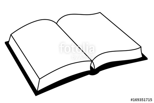 Open stock photo and. Clipart book simple