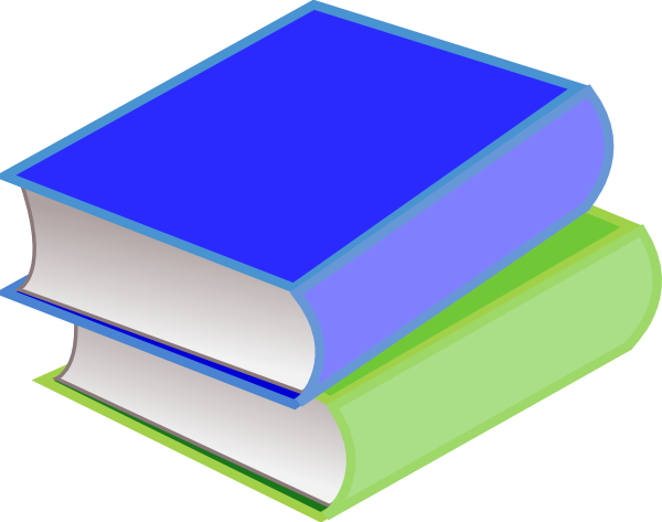 Clip art at clker. Books clipart stacked