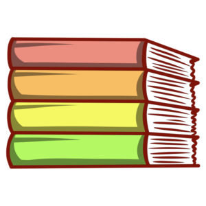 free book images. Clipart books stacked