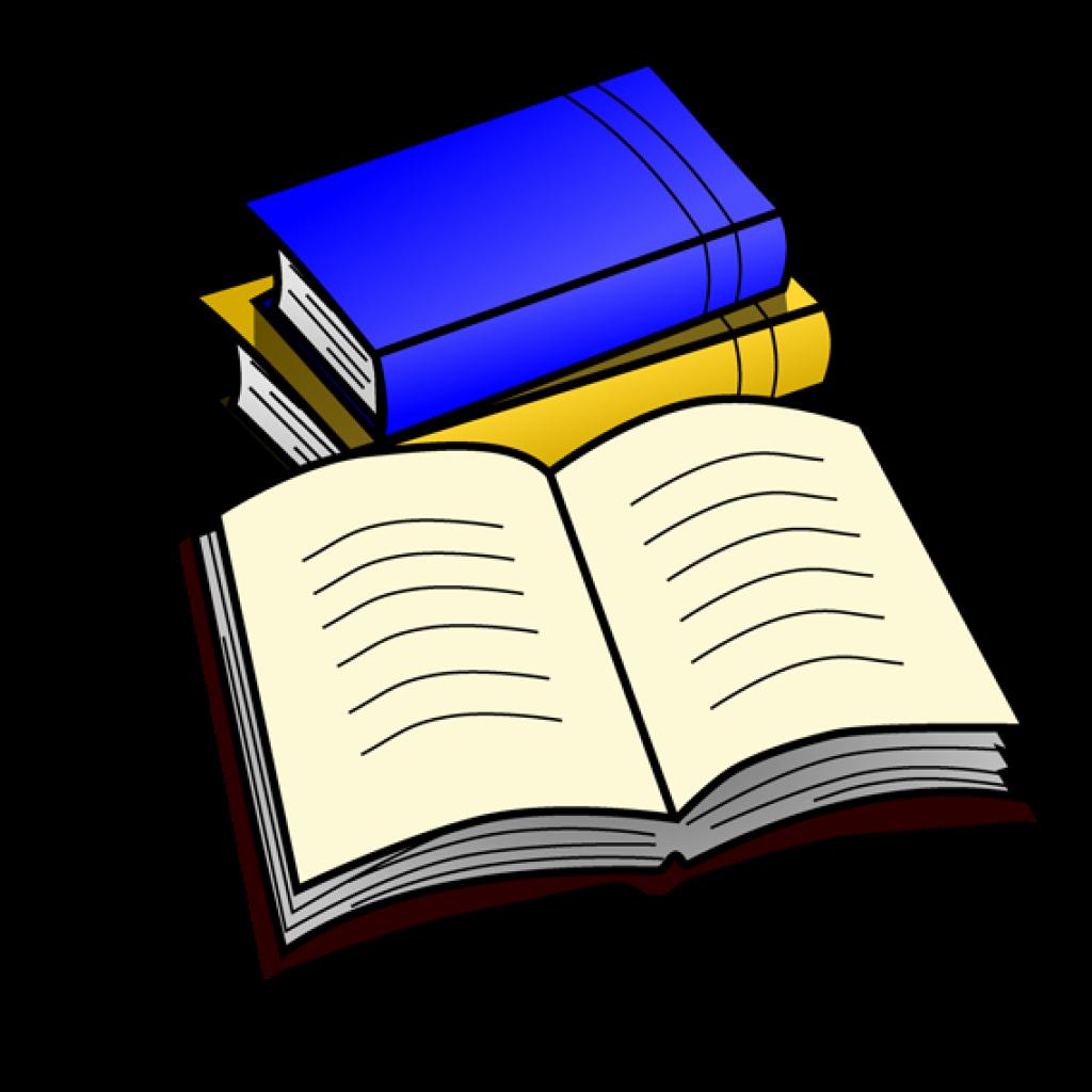 clipart book teacher