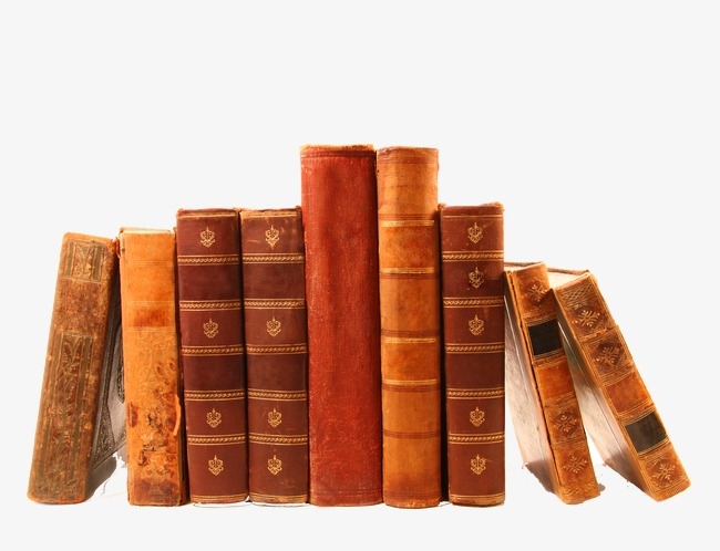 Books clipart vintage. Book recording leather png