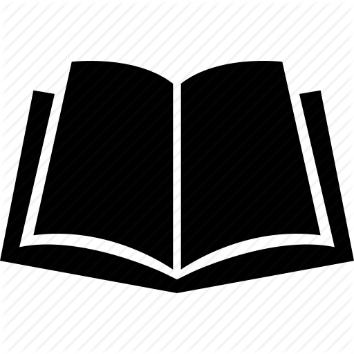 Book icon png. School solid icons vol