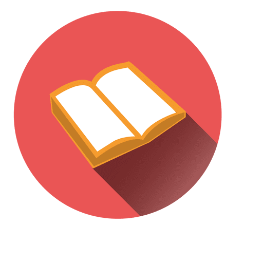 Book vector png. Open round icon transparent
