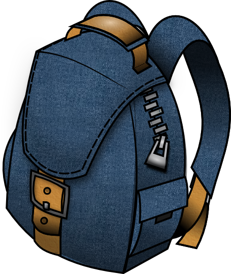bookbag clipart 5 bag