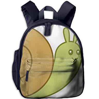 Bookbag clipart animated. Amazon com snail unisex