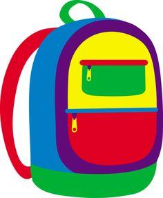 Backpack images free download. Bookbag clipart backback