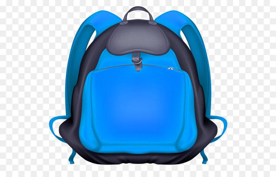Bookbag blue bag