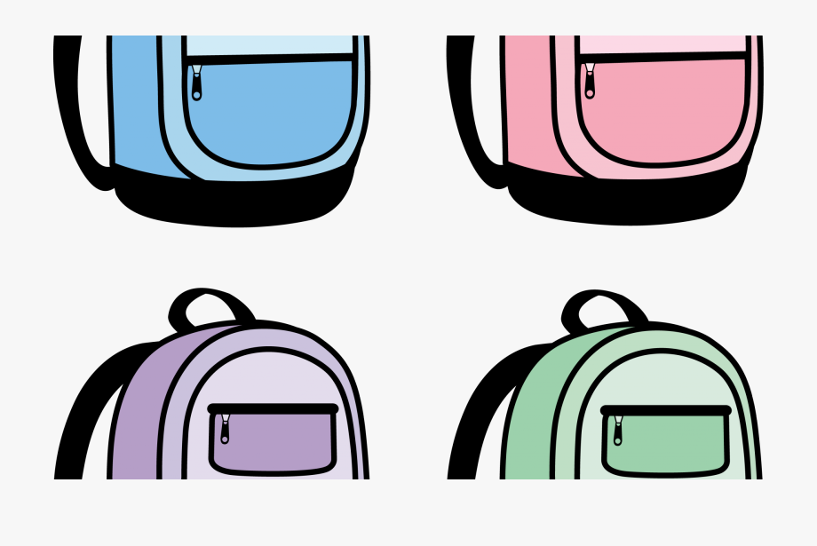 Book bag backpack free. Bookbag clipart clip art