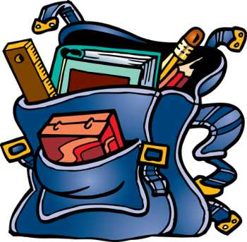 Bookbag clipart full backpack. Wiscasset feed our scholars