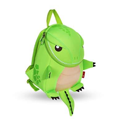 Amazon com coavas toddler. Bookbag clipart green backpack