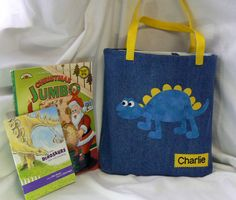 Kids tote personalized school. Bookbag clipart library bag