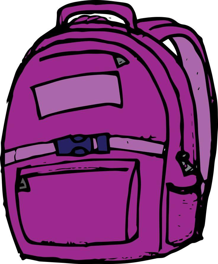 Bookbag clipart library bag.  best images on