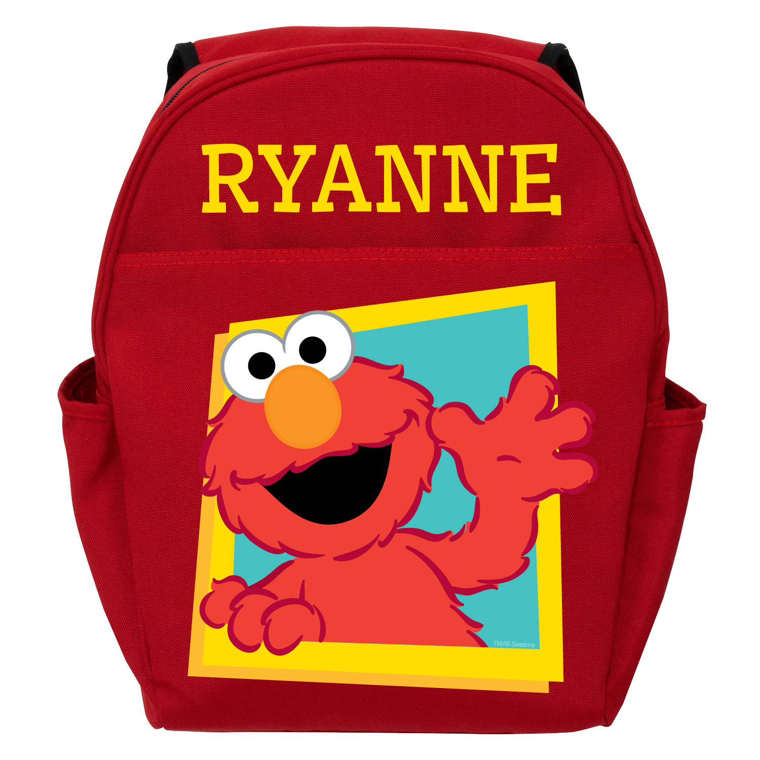 Bookbag clipart organized backpack. Sesame street hello elmo
