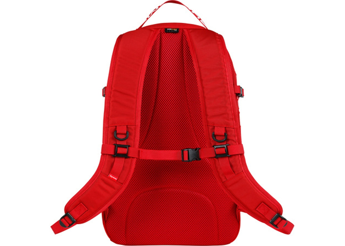 Bookbag clipart red. Supreme backpack ss