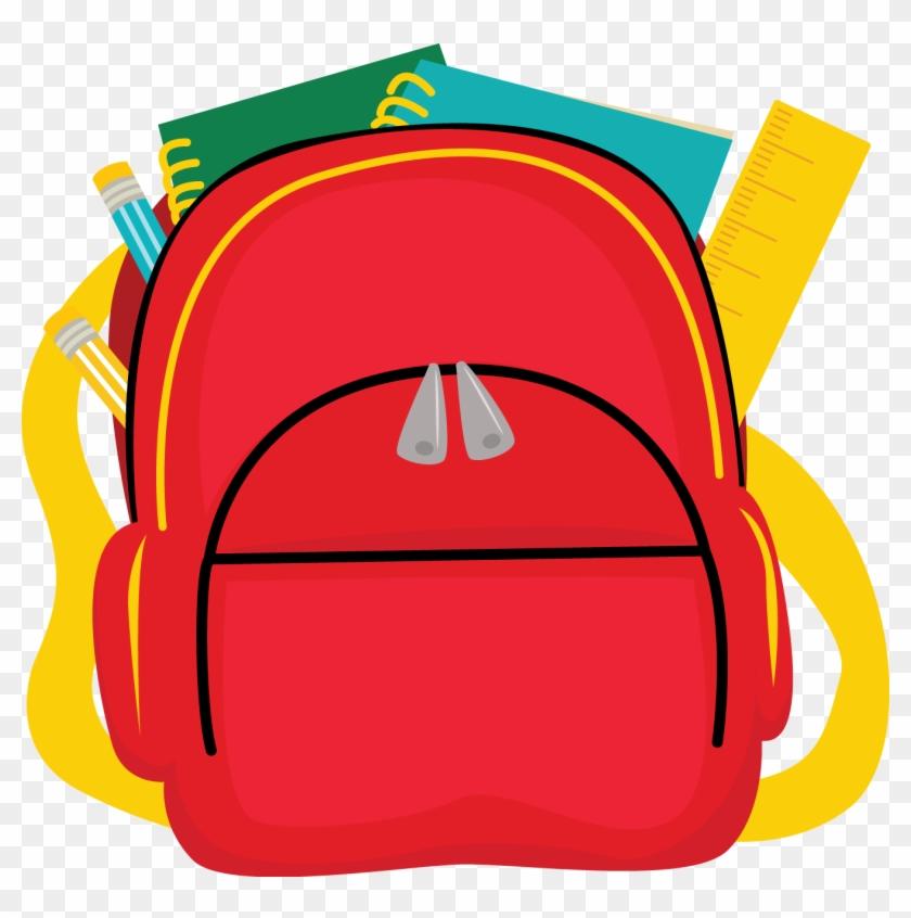 Bookbag clipart school bag. Backpack clip art png