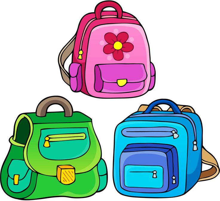 best images on. Backpack clipart school system