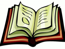 Open book clip art. Books clipart animated