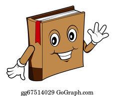 Book clip art royalty. Books clipart cartoon