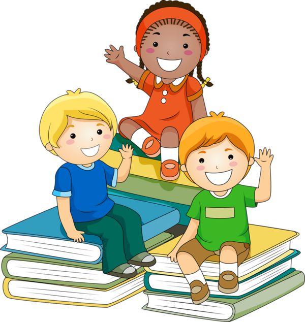 Books clipart cartoon.  best boys and