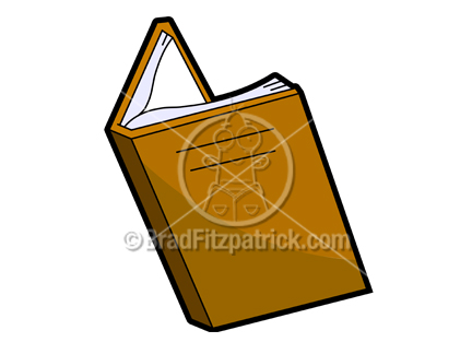 Book picture royalty free. Books clipart cartoon