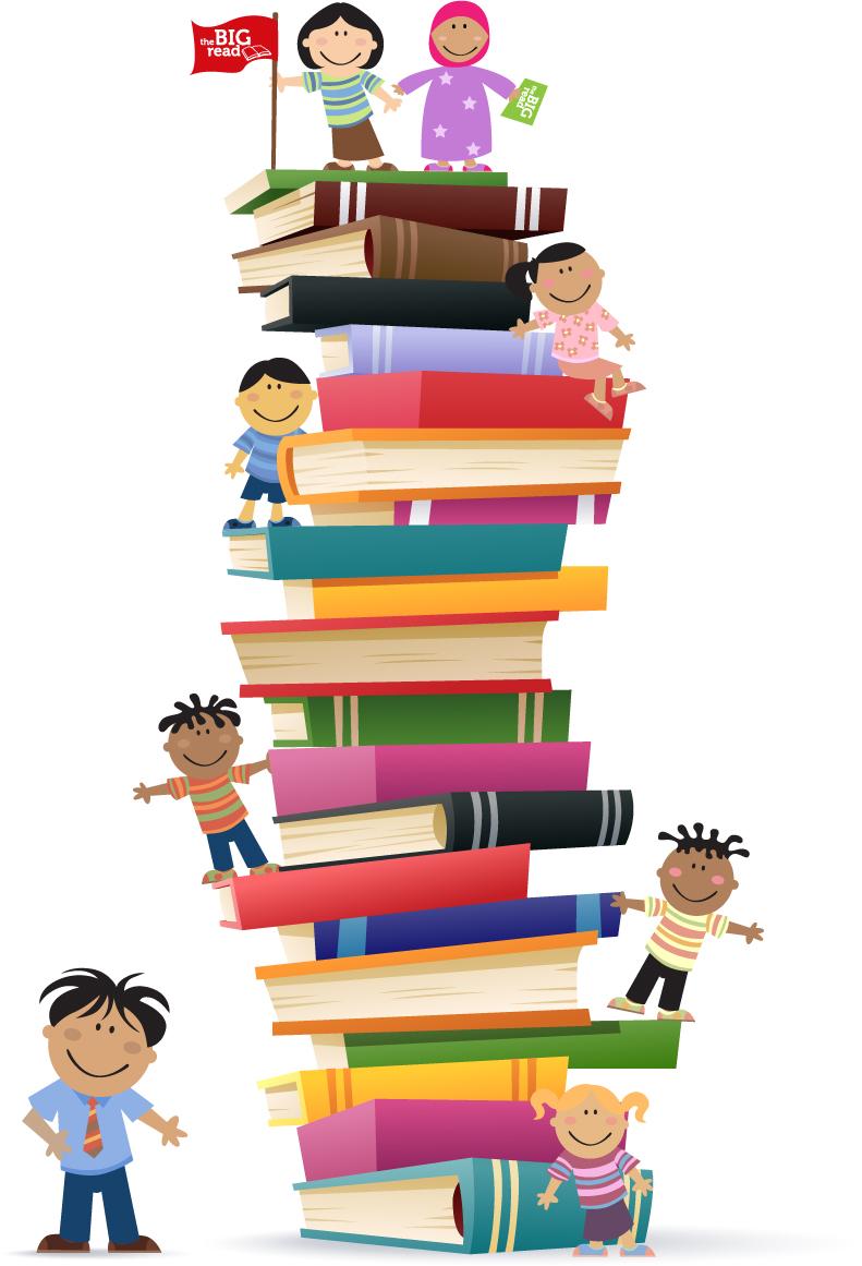Books clipart children's book. Happy international children s