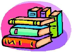 Children s letters childrens. Books clipart children's book