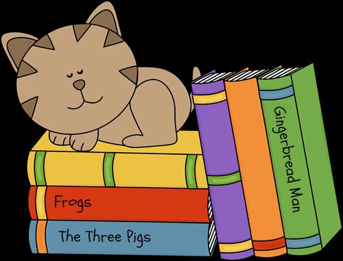 Children s pencil and. Books clipart children's book