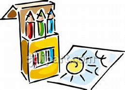 Books clipart colouring. Coloring book djanup ca